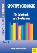 Cover-Bild zu Sportpsychologie von Alfermann, Dorothee