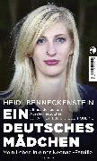 Cover-Bild zu Ein deutsches Mädchen von Benneckenstein, Heidi