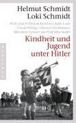 Cover-Bild zu Kindheit und Jugend unter Hitler von Schmidt, Helmut