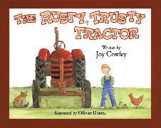 Cover-Bild zu Rusty Trusty Tractor von Cowley, Joy