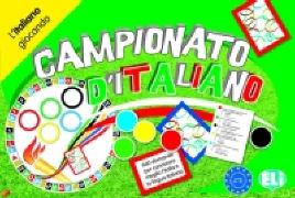 Cover-Bild zu Campionato d'italiano von Joy, Olivier (Idee von)