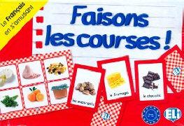 Cover-Bild zu Faisons les Courses! von Joy, Olivier