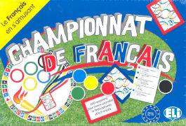 Cover-Bild zu Le Championnat de Français von Olivier, Joy