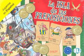 Cover-Bild zu La Isla de las Preposiciones von Olivier, Joy