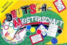 Cover-Bild zu Deutsch-Meisterschaft von Olivier, Joy (Idee von)