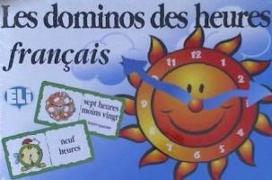 Cover-Bild zu Français: Les dominos des heures - ELI Board Games von Olivier, Joy