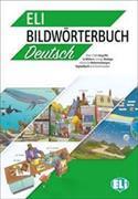 Cover-Bild zu Eli Bildwörterbuch deutsch A2-B2 + E-Book online von Olivier, Joy