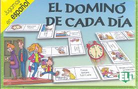 Cover-Bild zu Español: El dominó de cada día - ELI Board Games