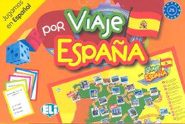 Cover-Bild zu Español: Viaje por España - ELI Board Games