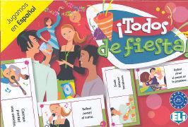 Cover-Bild zu Español: ¡Todos de fiesta! - ELI Board Games