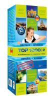Cover-Bild zu Karteikarten TOP 1000 / 2. Spanisch