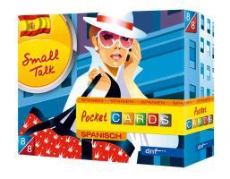 Cover-Bild zu Pocket-CARDS Small talk, Spanisch