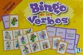 Cover-Bild zu Español: Bingo de los verbos - ELI Board Games