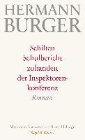 Cover-Bild zu Romane 01. Schilten von Burger, Hermann