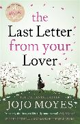 Cover-Bild zu The last letter from your lover von Moyes, Jojo