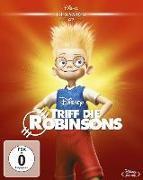 Cover-Bild zu Triff die Robinsons von Bochner, Michelle