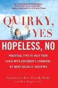 Cover-Bild zu Quirky, Yes---Hopeless, No von Brust, Beth Wagner