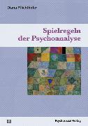 Cover-Bild zu Spielregeln der Psychoanalyse (eBook) von Pflichthofer, Diana