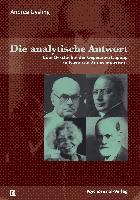 Cover-Bild zu Die analytische Antwort von Gysling, Andrea