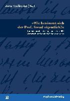 Cover-Bild zu »Wie benimmt sich der Prof. Freud eigentlich?« von Koellreuter, Anna (Hrsg.)