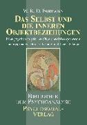 Cover-Bild zu Das Selbst und die inneren Objektbeziehungen von Fairbairn, William Ronald Dodds