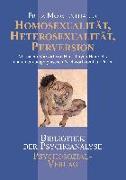 Cover-Bild zu Homosexualität, Heterosexualität, Perversion von Morgenthaler, Fritz