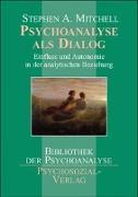 Cover-Bild zu Psychoanalyse als Dialog von Mitchell, Stephen A.
