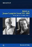 Cover-Bild zu Briefe an Jeanne Lampl-de Groot 1921-1939 (eBook) von Bögels, Gertie F.