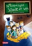 Cover-Bild zu Die unlangweiligste Schule der Welt 3: Die entführte Lehrerin von Kirschner, Sabrina J.