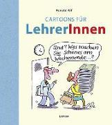 Cover-Bild zu Cartoons für LehrerInnen von Alf, Renate