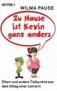 Cover-Bild zu Zu Hause ist Kevin ganz anders von Pause, Wilma