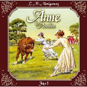 Cover-Bild zu Anne auf Green Gables, Folge 5: Die neue Lehrerin (Audio Download) von Montgomery, Lucy Maud