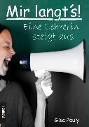 Cover-Bild zu Mir langt´s! (eBook) von Pauly, Gisa