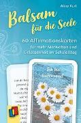 Cover-Bild zu Balsam für die Seele von Kurt, Aline