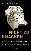 Cover-Bild zu Nicht zu knacken (eBook) von Schmeh, Klaus