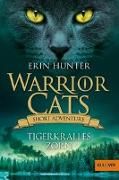 Cover-Bild zu Warrior Cats - Short Adventure - Tigerkralles Zorn von Hunter, Erin