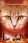 Cover-Bild zu Warrior Cats - Die Macht der drei. Sonnenaufgang von Hunter, Erin