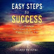 Cover-Bild zu Easy Steps to Success (Audio Download) von Friberg, Harri