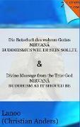 Cover-Bild zu Die Botschaft des wahren Gottes - NIRVANA (eBook) von Anders, Christian