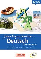 Cover-Bild zu Jeden Tag ein bisschen Deutsch als Fremdsprache von Dörr, Lisa