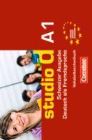 Cover-Bild zu Studio d A1. Schweizer Ausgabe. Vokabeltaschenbuch