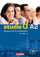 Cover-Bild zu Studio d A2 Gesamtband Sprachtraining von Niemann, Rita Maria
