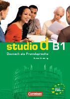 Cover-Bild zu studio d B1. Gesamtband 3. Sprachtraining von Niemann, Rita Maria
