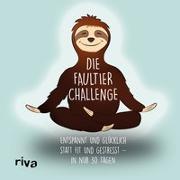 Cover-Bild zu Die Faultier-Challenge