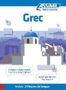 Cover-Bild zu Grec (eBook) von Jean-Pierre Guglielmi