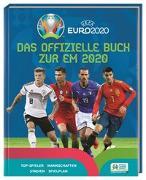Cover-Bild zu UEFA Euro 2020: Das offizielle Buch zur EM 2020 von Pettman, Kevin
