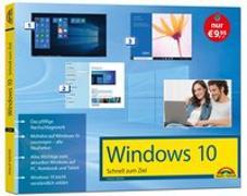 Cover-Bild zu Windows 10 Schnell zum Ziel inklusive der aktuellsten Updates von 2020 von Kiefer, Philip