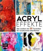 Cover-Bild zu Acryl-Effekte von Hörskens, Anita