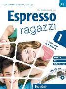 Cover-Bild zu Orlandino, Euridice: Espresso ragazzi 1. Lehr- und Arbeitsbuch mit DVD und Audio-CD - Schulbuchausgabe