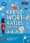 Cover-Bild zu Die Kreuzworträtselknacker - Englisch 1. Lernjahr (Band 5) von Eck, Janine